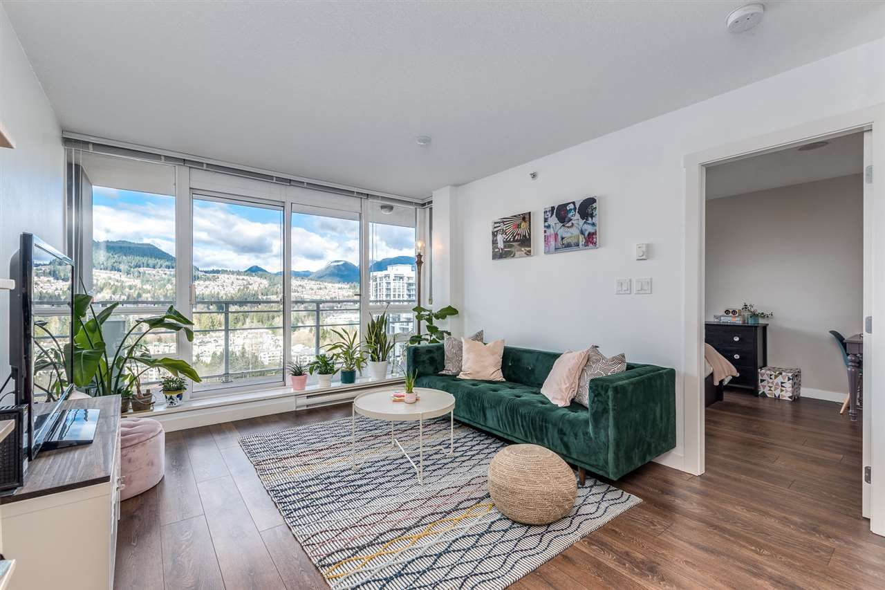 Main Photo: 2802 2978 GLEN Drive in Coquitlam: North Coquitlam Condo for sale : MLS®# R2552135