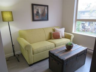"""Photo 9: 201 200 KLAHANIE Drive in Port Moody: Port Moody Centre Condo for sale in """"SALAL"""" : MLS®# R2222800"""