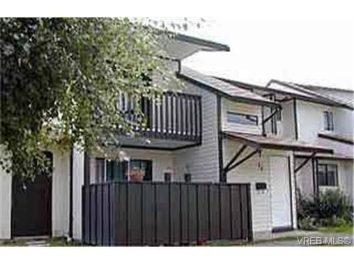 Main Photo:  in VICTORIA: VR Glentana Row/Townhouse for sale (View Royal)  : MLS®# 351780