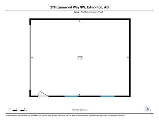 Photo 45: 279 Lynnwood Way NW in Edmonton: Zone 22 House for sale : MLS®# E4265521