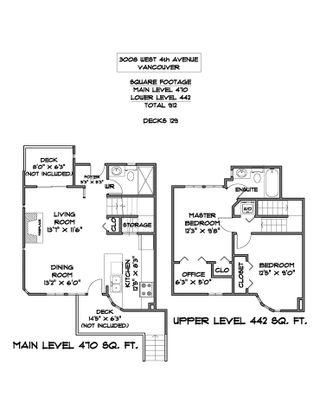 "Photo 20: 3008 4TH Avenue in Vancouver: Kitsilano Townhouse for sale in ""SANTA BARBARA"" (Vancouver West)  : MLS®# R2352623"