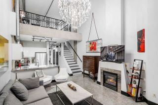 Photo 1: 306 27 ALEXANDER Street in Vancouver: Downtown VE Condo for sale (Vancouver East)  : MLS®# R2527817