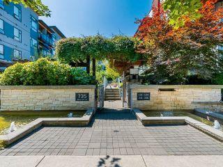"Photo 2: 118 735 W 15TH Street in North Vancouver: Mosquito Creek Condo for sale in ""Seven35"" : MLS®# R2605592"