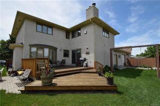 Photo 18: 95 Ambassador Row in Winnipeg: Parkway Village Residential for sale (4F)  : MLS®# 1812383