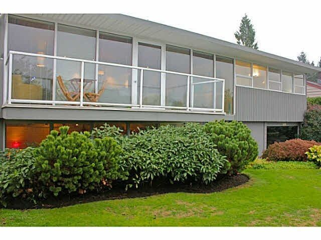Main Photo: 4150 CANTERBURY CRESCENT in North Vancouver: Forest Hills NV House for sale : MLS®# R2026337