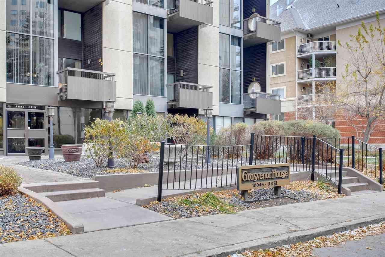Main Photo: 1601 10045 118 Street in Edmonton: Zone 12 Condo for sale : MLS®# E4226338