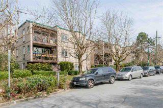 """Photo 2: 209 1429 E 4TH Avenue in Vancouver: Grandview Woodland Condo for sale in """"Sandcastle Villa"""" (Vancouver East)  : MLS®# R2554963"""