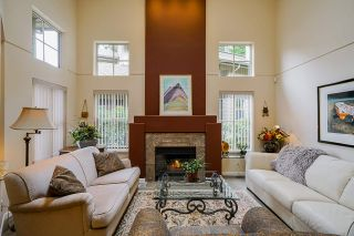 """Photo 1: 38 1550 LARKHALL Crescent in North Vancouver: Northlands Townhouse for sale in """"Nahanee Woods"""" : MLS®# R2545502"""