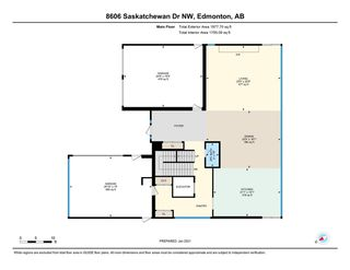 Photo 47: 8606 Saskatchewan Drive in Edmonton: Zone 15 House for sale : MLS®# E4249409