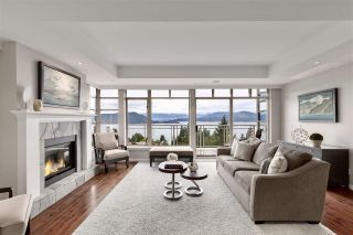 """Photo 2: 8609 SEASCAPE Place in West Vancouver: Howe Sound 1/2 Duplex for sale in """"Seascapes"""" : MLS®# R2528203"""