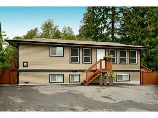 "Photo 1: 5073 205 Street in Langley: Langley City House for sale in ""Blacklock"" : MLS®# F1451041"