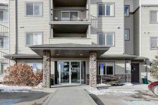 Photo 2: 324 1180 HYNDMAN Road in Edmonton: Zone 35 Condo for sale : MLS®# E4230211