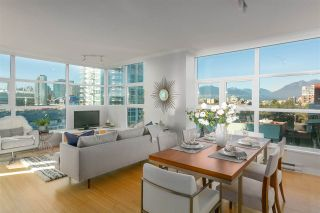 """Photo 1: 801 189 NATIONAL Avenue in Vancouver: Mount Pleasant VE Condo for sale in """"SUSSEX"""" (Vancouver East)  : MLS®# R2220424"""