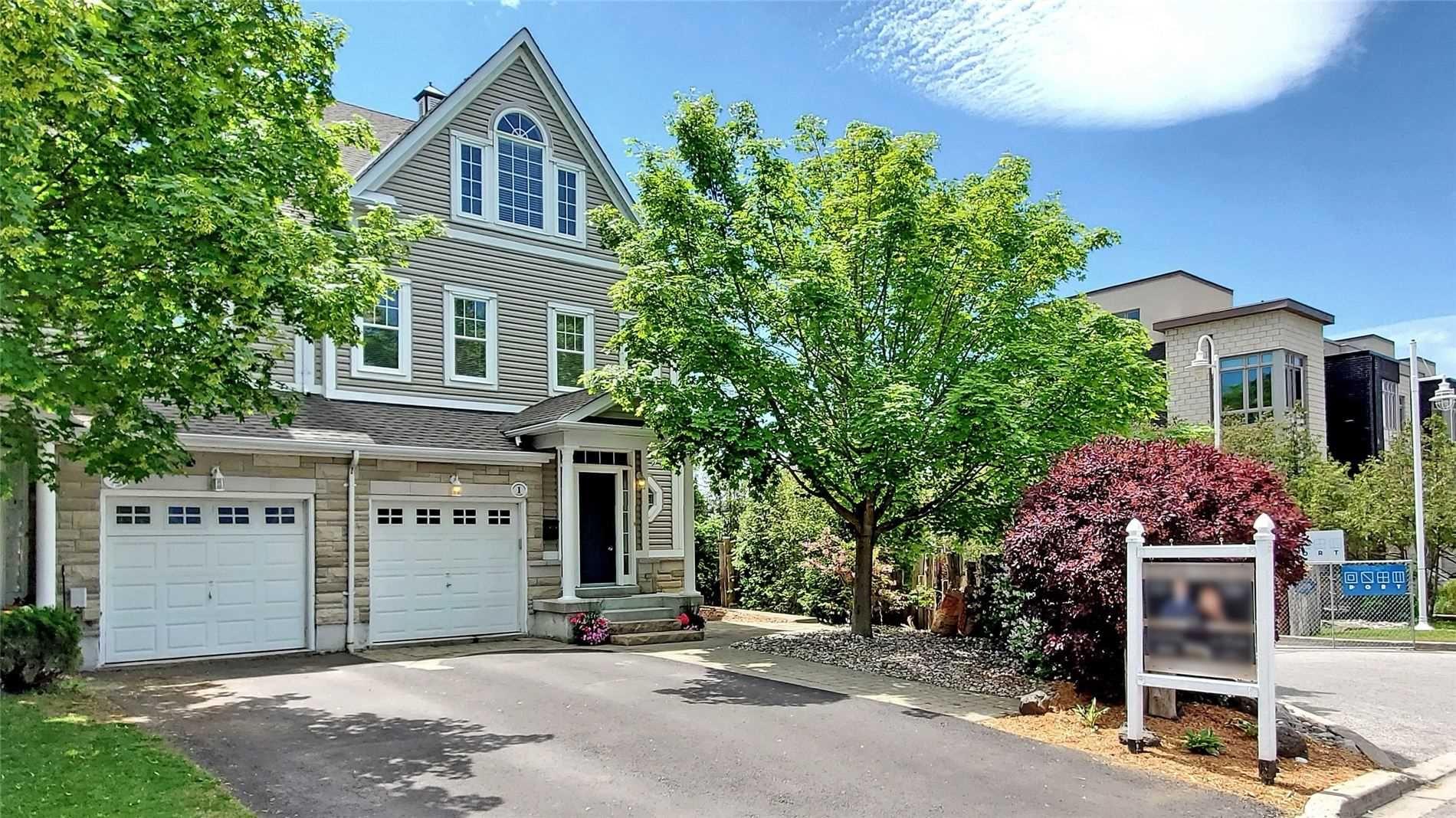 Main Photo: 1 1295 Wharf Street in Pickering: Bay Ridges House (3-Storey) for sale : MLS®# E4788152