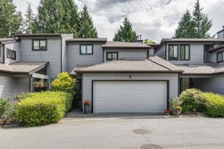 "Photo 1: 1993 CEDAR VILLAGE Crescent in North Vancouver: Westlynn Townhouse for sale in ""The Bayberry"" : MLS®# R2460567"