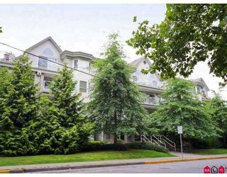 """Photo 1: 107 20088 55A Avenue in Langley: Langley City Condo for sale in """"Parkside Place"""" : MLS®# F2724083"""
