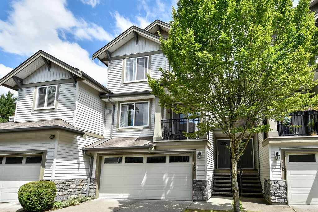 """Main Photo: 16 14453 72 Avenue in Surrey: East Newton Townhouse for sale in """"SEQUOIA GREEN"""" : MLS®# R2474534"""