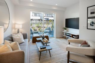 Photo 3: 2133 W 7TH AVENUE in Vancouver: Kitsilano Townhouse for sale (Vancouver West)  : MLS®# R2613905