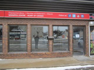 Photo 1: 600 Ellice Avenue in Winnipeg: West End Industrial / Commercial / Investment for lease (5A)  : MLS®# 202025804