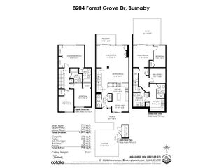 """Photo 40: 8204 FOREST GROVE Drive in Burnaby: Forest Hills BN Townhouse for sale in """"HENLEY ESTATES"""" (Burnaby North)  : MLS®# R2621555"""