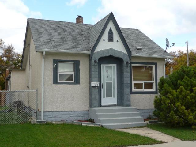 Main Photo: 895 Magnus Avenue in WINNIPEG: North End Residential for sale (North West Winnipeg)  : MLS®# 1019234