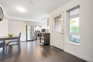 """Photo 6: 102 10688 140 Street in Surrey: Whalley Townhouse for sale in """"TRILLIUM LIVING"""" (North Surrey)  : MLS®# R2574722"""
