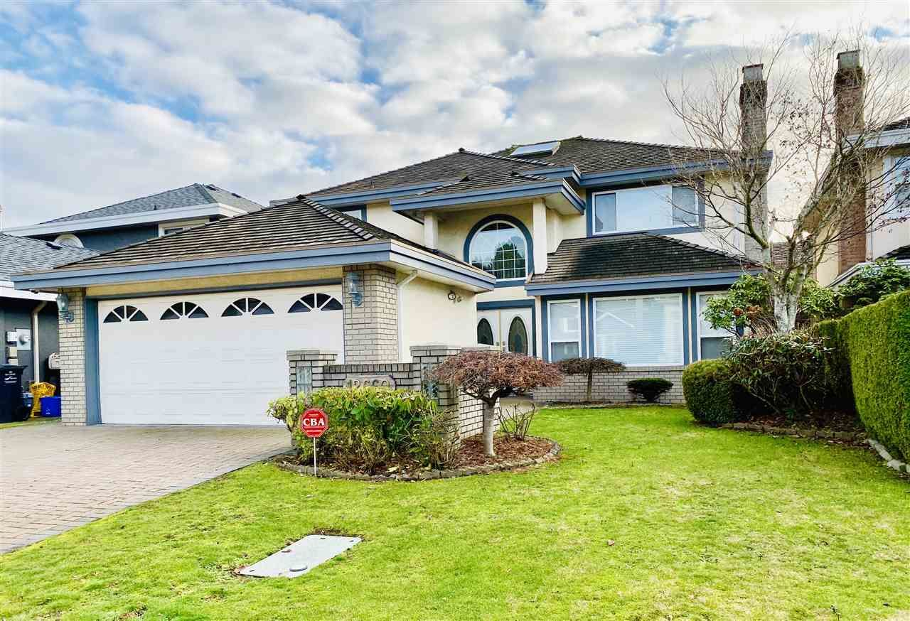 Main Photo: 12660 CARNCROSS Avenue in Richmond: East Cambie House for sale : MLS®# R2421676