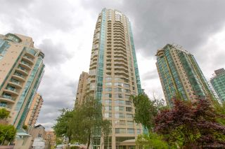 "Photo 1: 1202 717 JERVIS Street in Vancouver: West End VW Condo for sale in ""EMERALD WEST"" (Vancouver West)  : MLS®# R2275927"