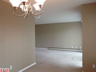 """Photo 4: 112 2425 CHURCH Street in Abbotsford: Abbotsford West Condo for sale in """"Parkview Place"""" : MLS®# F1017772"""