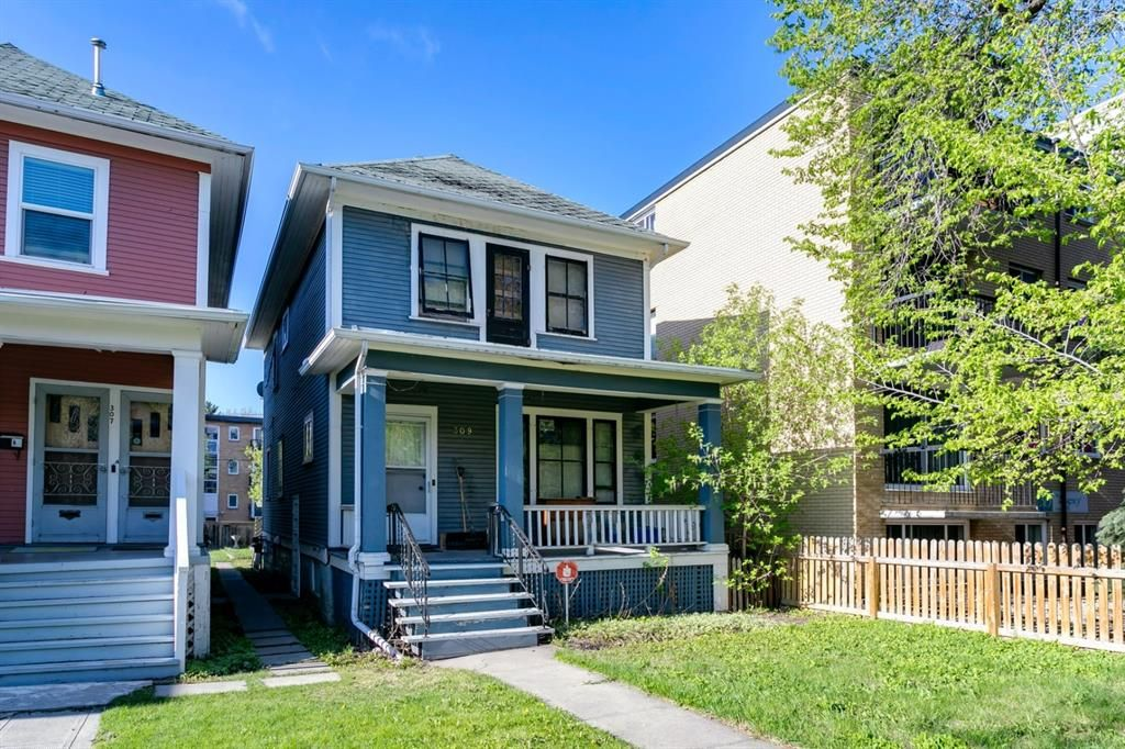 Main Photo: 309 20 Avenue SW in Calgary: Mission Detached for sale : MLS®# A1146749