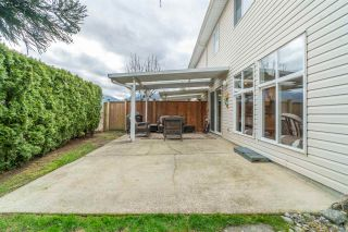"""Photo 30: 162 6450 VEDDER Road in Chilliwack: Sardis East Vedder Rd Townhouse for sale in """"Country Grove"""" (Sardis)  : MLS®# R2555822"""
