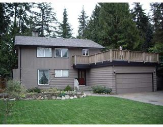 Main Photo: 2470 Hoskins Road in North Vancouver: Westlynn Terrace House for sale ()  : MLS®# V811315