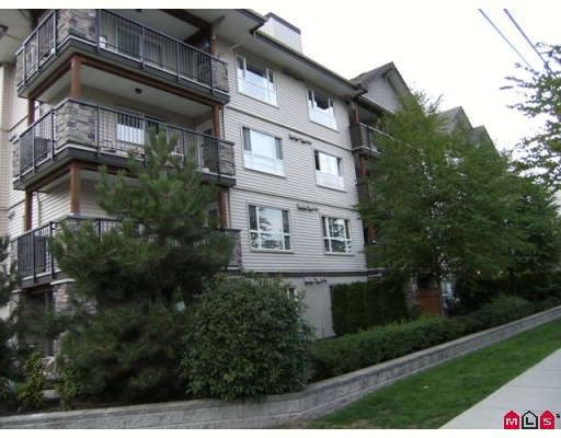 """Main Photo: 203 5465 203RD Street in Langley: Langley City Condo for sale in """"STATION 54"""" : MLS®# F2919876"""