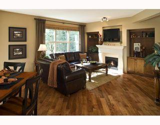 """Photo 3: 63 24185 106B Avenue in Maple_Ridge: Albion 1/2 Duplex for sale in """"TRAILS EDGE"""" (Maple Ridge)  : MLS®# V783074"""