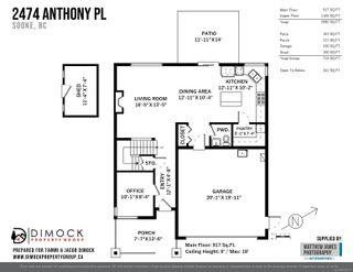 Photo 51: 2474 Anthony Pl in : Sk Sunriver House for sale (Sooke)  : MLS®# 882579