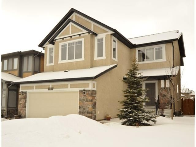 Main Photo: 9 EVERGREEN Row SW in CALGARY: Shawnee Slps Evergreen Est Residential Detached Single Family for sale (Calgary)  : MLS®# C3462509
