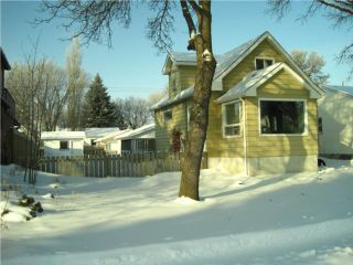Photo 2:  in WINNIPEG: St James Residential for sale (West Winnipeg)  : MLS®# 1001776
