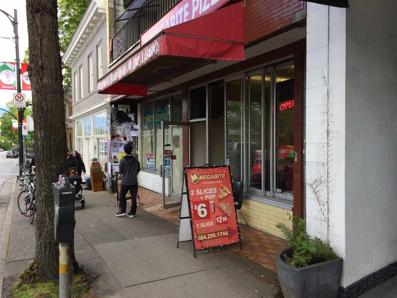 Main Photo: 1110 COMMERCIAL DRIVE: Home for sale (Vancouver East)  : MLS®# C8012471