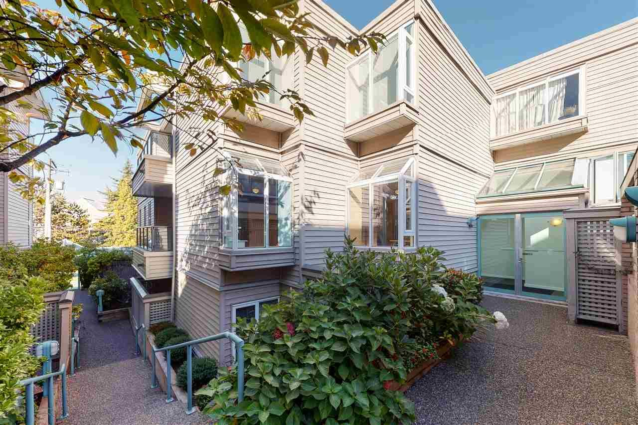 """Main Photo: 205 1318 W 6TH Avenue in Vancouver: Fairview VW Condo for sale in """"BIRCH GARDEN"""" (Vancouver West)  : MLS®# R2508933"""