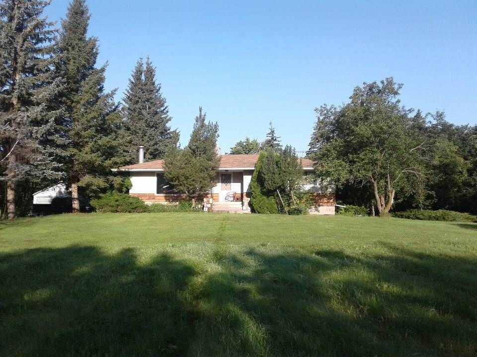 Main Photo: 49068 Highway 21: Rural Camrose County House for sale : MLS®# E4204787