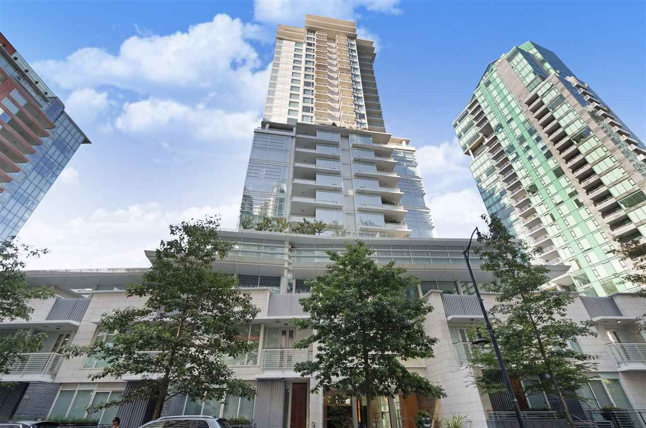 "Photo 1: Photos: 504 1139 W CORDOVA Street in Vancouver: Coal Harbour Condo for sale in ""Two Harbor Green"" (Vancouver West)  : MLS®# R2398290"
