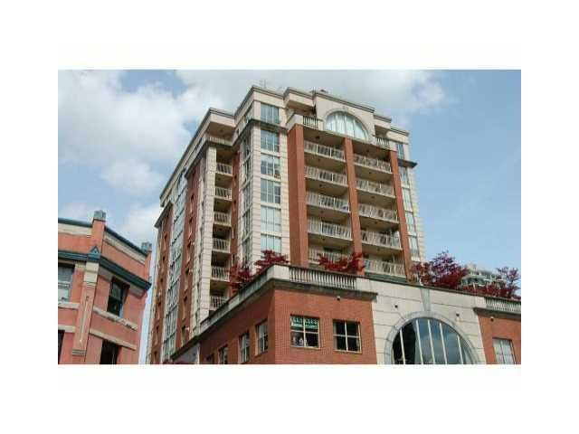 """Main Photo: 508 680 CLARKSON Street in New Westminster: Downtown NW Condo for sale in """"THE CLARKSON"""" : MLS®# V1040925"""