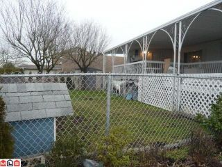 """Photo 9: 38 8254 134 Street in Surrey: Queen Mary Park Surrey Manufactured Home for sale in """"Westwood Estates"""" : MLS®# F1102670"""