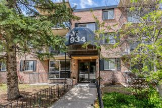 Photo 1: 302 934 2 Avenue NW in Calgary: Sunnyside Apartment for sale : MLS®# A1113791
