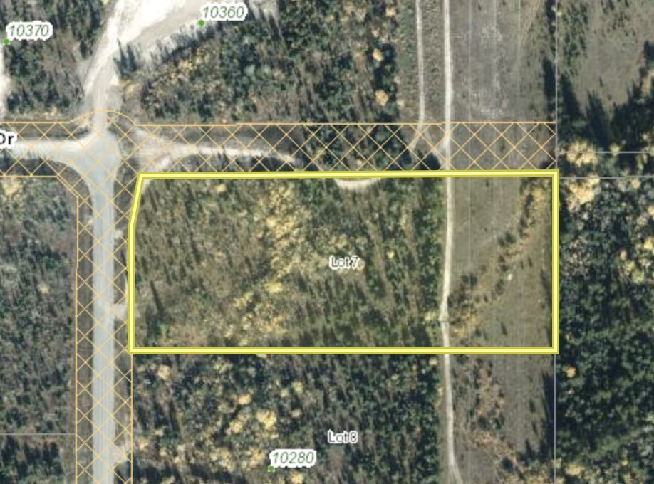 Main Photo: LOT 7 PARK MEADOWS Drive in Prince George: Beaverley Land for sale (PG Rural West (Zone 77))  : MLS®# R2475084