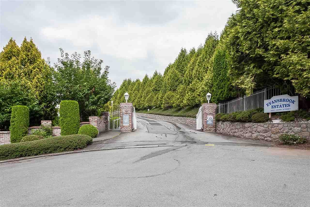 """Main Photo: 19 3351 HORN Street in Abbotsford: Central Abbotsford Townhouse for sale in """"Evansbrook"""" : MLS®# R2472195"""
