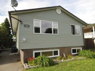 Photo 1: 260 MORAN Crescent in Prince George: Heritage House for sale (PG City West (Zone 71))  : MLS®# N211617