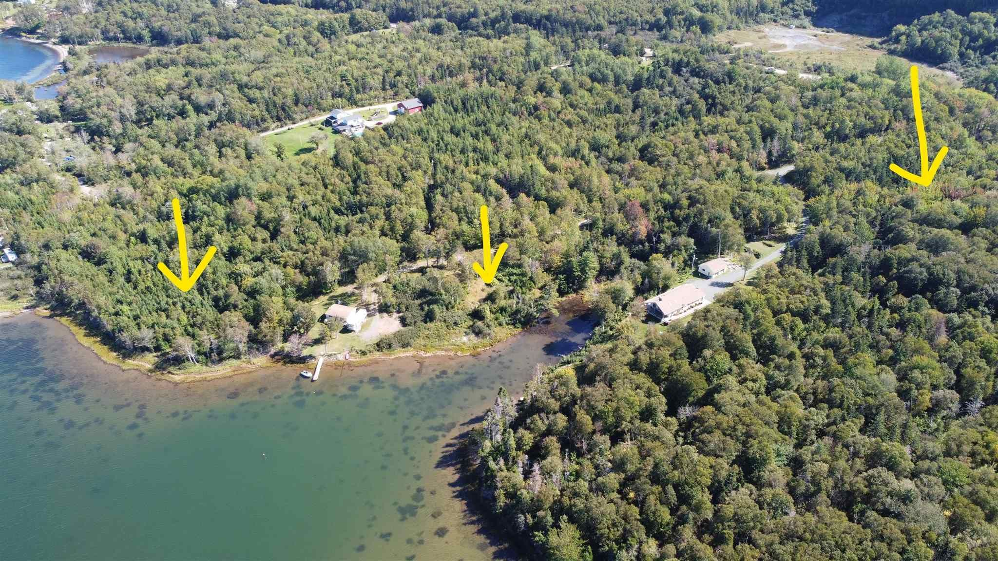 Main Photo: Lot 1&2 East Bay Highway in Big Pond: 207-C. B. County Vacant Land for sale (Cape Breton)  : MLS®# 202108705