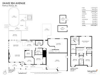 Photo 40: 24445 104 Avenue in Maple Ridge: Albion House for sale : MLS®# R2621324