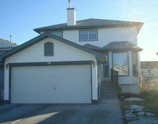 Photo 1:  in CALGARY: Applewood Residential Detached Single Family for sale (Calgary)  : MLS®# C3245983